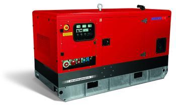 Stromerzeuger 27,7 kVA mieten leihen